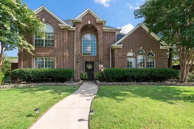 12101 Wildwood Lane, Frisco, TX 75035 (MLS #14379958) :: RE/MAX Pinnacle Group REALTORS