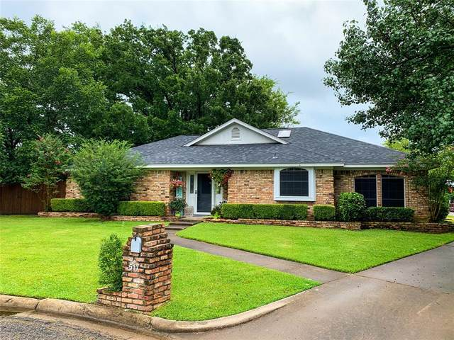 517 Lincoln Drive, Sulphur Springs, TX 75482 (MLS #14379959) :: All Cities USA Realty