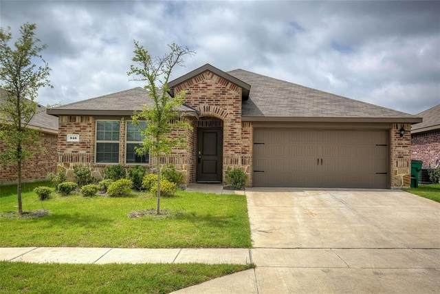 946 Decker Drive, Fate, TX 75189 (MLS #14379968) :: All Cities USA Realty