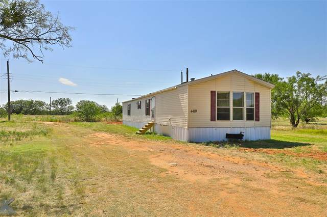 4410 Caldwell Road, Abilene, TX 79601 (MLS #14379979) :: The Heyl Group at Keller Williams