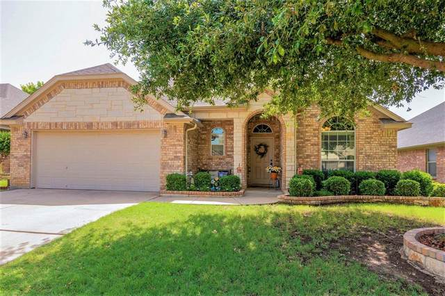 117 Water Wood Drive, Saginaw, TX 76179 (MLS #14379995) :: The Mitchell Group