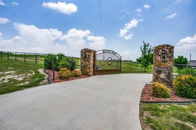 354 Brammer Drive, Aurora, TX 76078 (MLS #14380007) :: NewHomePrograms.com LLC