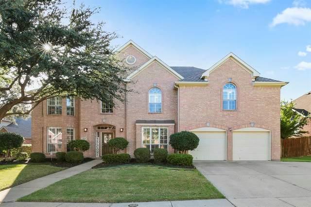 3409 Arbor Creek Lane, Flower Mound, TX 75022 (MLS #14380013) :: EXIT Realty Elite