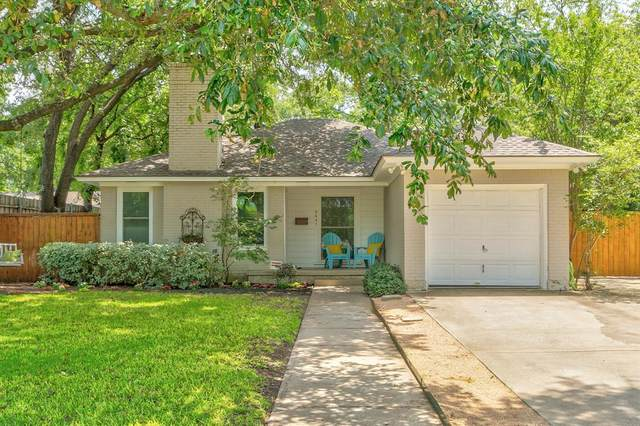 6441 Malvey Avenue, Fort Worth, TX 76116 (MLS #14380042) :: Team Hodnett