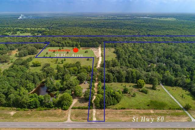 TBD Hwy 80, Mineola, TX 75773 (MLS #14380046) :: The Chad Smith Team