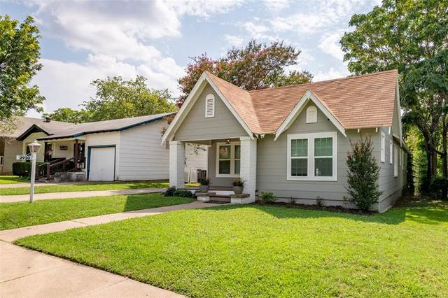 2920 Ryan Avenue, Fort Worth, TX 76110 (MLS #14380062) :: Real Estate By Design