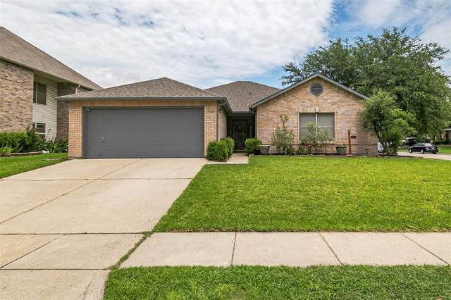 7105 Lighthouse Road, Arlington, TX 76002 (MLS #14380086) :: All Cities USA Realty