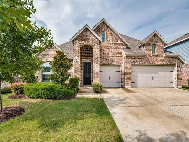 901 Allbright Road, Celina, TX 75009 (MLS #14380091) :: The Chad Smith Team