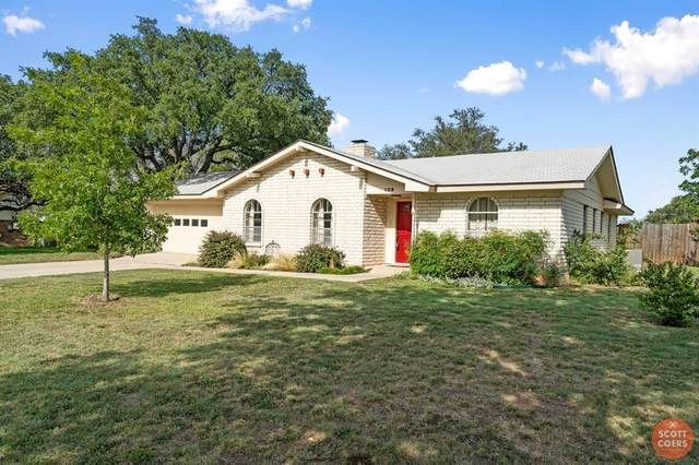 108 Lori Lane, Brownwood, TX 76801 (MLS #14380113) :: The Chad Smith Team