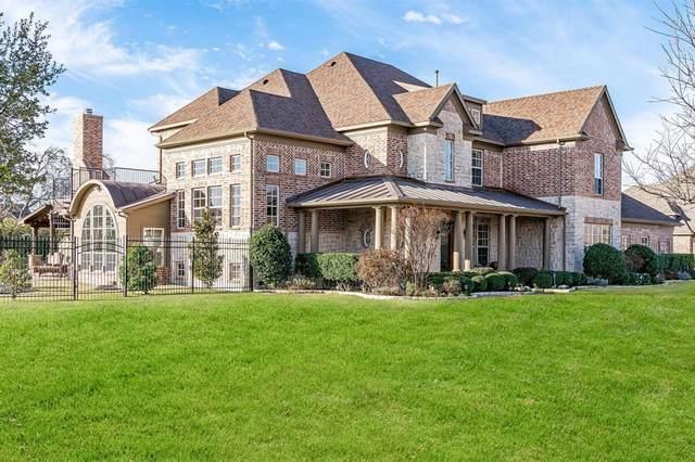 7100 Audubon Drive, Parker, TX 75002 (MLS #14380125) :: Trinity Premier Properties