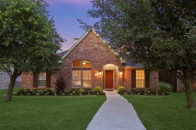 11540 Valverde Lane, Frisco, TX 75035 (MLS #14380131) :: Tenesha Lusk Realty Group