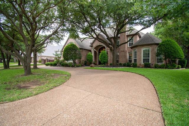 704 Prince George Court, Southlake, TX 76092 (MLS #14380141) :: The Paula Jones Team | RE/MAX of Abilene