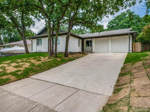 12 Somerset Terrace, Bedford, TX 76022 (MLS #14380142) :: RE/MAX Pinnacle Group REALTORS