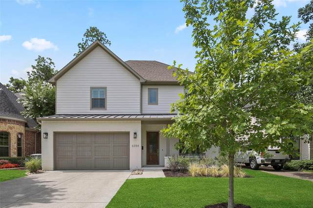6354 Velasco Avenue, Dallas, TX 75214 (MLS #14380145) :: Trinity Premier Properties