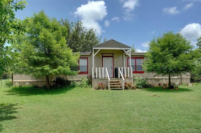 121 Hogue Lane, Springtown, TX 76082 (MLS #14380146) :: Trinity Premier Properties