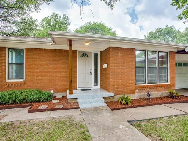 3509 Scranton Drive, Richland Hills, TX 76118 (MLS #14380160) :: RE/MAX Landmark