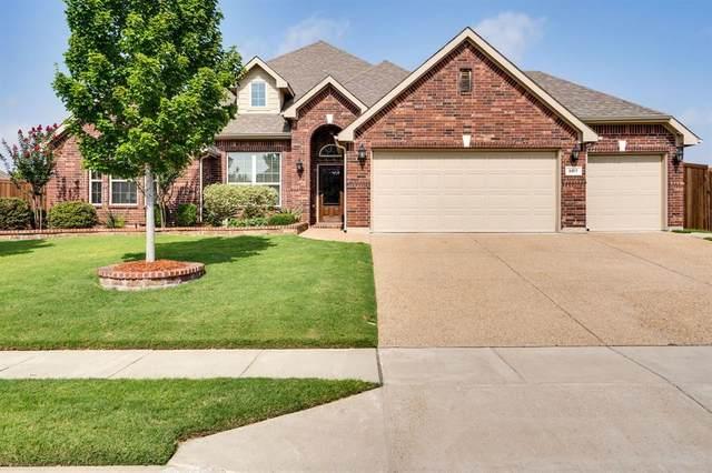 5617 Suncreek Path, Flower Mound, TX 75028 (MLS #14380163) :: EXIT Realty Elite