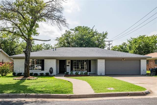 7812 Natalie Drive, Fort Worth, TX 76134 (MLS #14380170) :: The Chad Smith Team