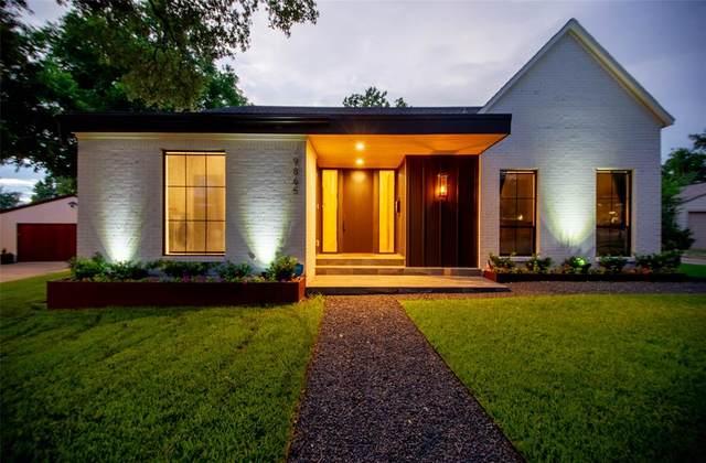 9865 Williamsburg Road, Dallas, TX 75220 (MLS #14380171) :: Potts Realty Group