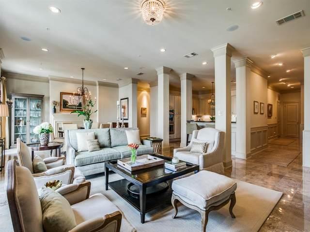 2848 Woodside Street 6E, Dallas, TX 75204 (MLS #14380176) :: EXIT Realty Elite