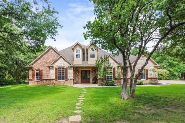 649 E Canyon Creek Lane, Weatherford, TX 76087 (MLS #14380183) :: Baldree Home Team
