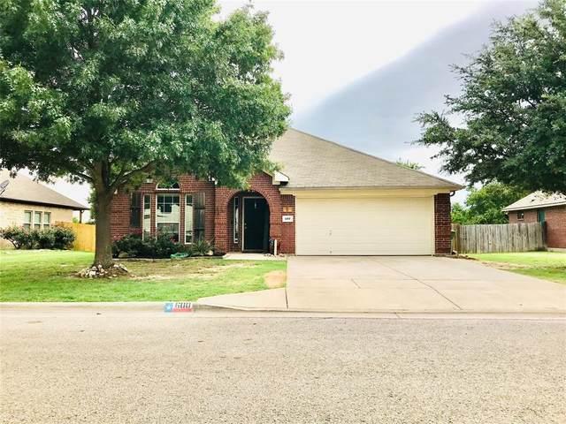 600 Westgate Drive, Aledo, TX 76008 (MLS #14380185) :: The Kimberly Davis Group