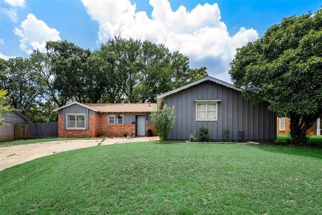 810 Arthur, Arlington, TX 76013 (MLS #14380212) :: The Good Home Team