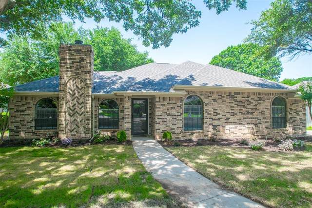 1112 Indian Ridge Drive, Denton, TX 76205 (MLS #14380213) :: Trinity Premier Properties