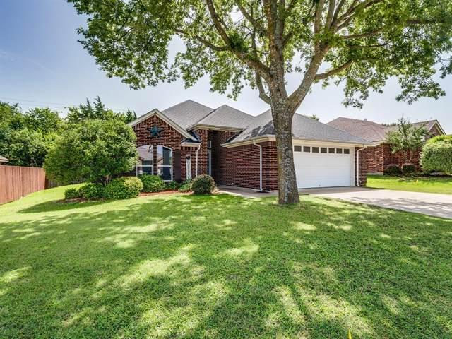 2906 Tenison Drive, Ennis, TX 75119 (MLS #14380235) :: Potts Realty Group
