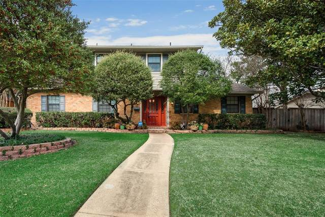 832 Northlake Drive, Richardson, TX 75080 (MLS #14380245) :: The Good Home Team