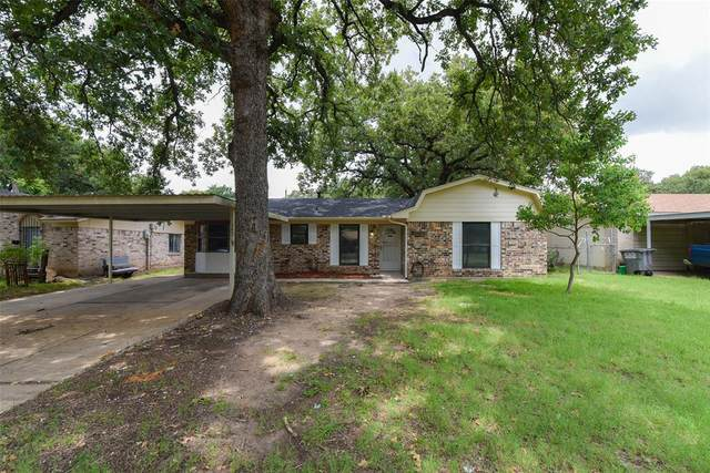 14529 Cimarron Drive, Balch Springs, TX 75180 (MLS #14380252) :: Robbins Real Estate Group