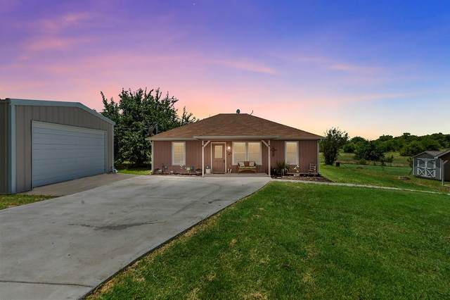 9205 Giant Drive, Joshua, TX 76058 (MLS #14380256) :: All Cities USA Realty