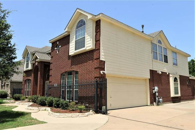 1005 Manchester Drive, Mansfield, TX 76063 (MLS #14380272) :: Tenesha Lusk Realty Group