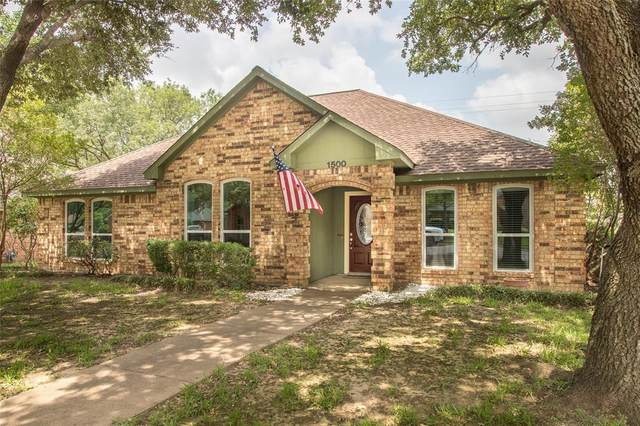 1500 Southfork Drive, Keller, TX 76248 (MLS #14380274) :: Robbins Real Estate Group