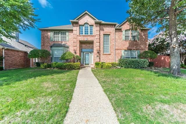 8701 High Meadows Drive, Plano, TX 75025 (MLS #14380292) :: Trinity Premier Properties