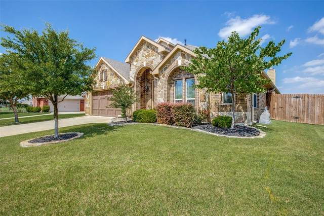 407 Bellflower Court, Mansfield, TX 76063 (MLS #14380300) :: The Good Home Team