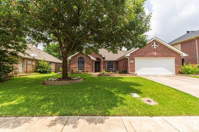 1405 Clear Creek Drive, Lewisville, TX 75067 (MLS #14380332) :: The Rhodes Team