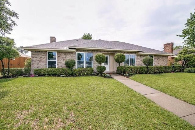 3905 Cheyenne Drive, Rowlett, TX 75088 (MLS #14380336) :: Real Estate By Design