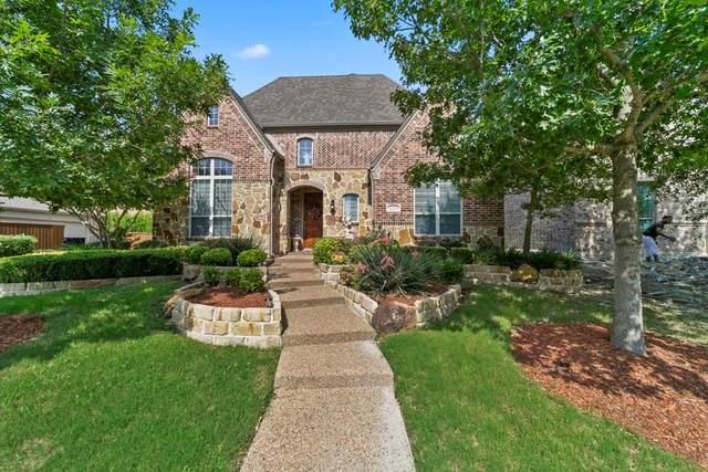 2109 Thornbury Lane, Allen, TX 75013 (MLS #14380341) :: Keller Williams Realty