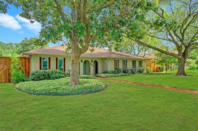 805 Morningstar Trail, Richardson, TX 75081 (MLS #14380351) :: The Good Home Team