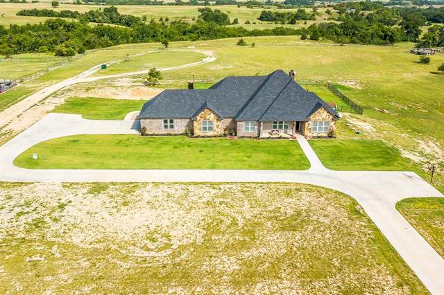 784 County Road 2425, Decatur, TX 76234 (MLS #14380352) :: Trinity Premier Properties