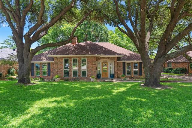 2706 Summit Ridge Street, Grapevine, TX 76051 (MLS #14380367) :: The Kimberly Davis Group