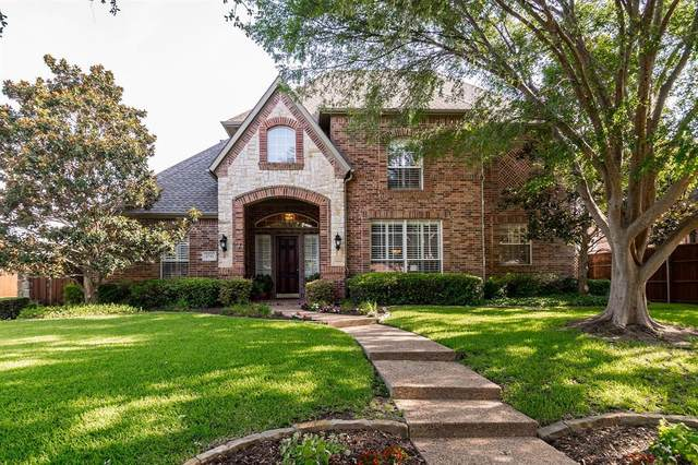 2711 Sir Lancelot Boulevard, Lewisville, TX 75056 (MLS #14380384) :: The Kimberly Davis Group