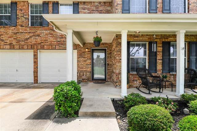 2887 Park  Place Drive, Grand Prairie, TX 75052 (MLS #14380385) :: All Cities USA Realty