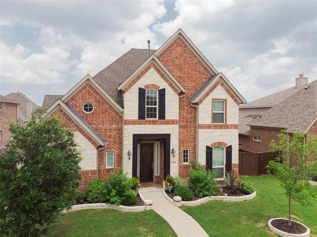 5662 Broadgreen Road, Frisco, TX 75035 (MLS #14380386) :: Justin Bassett Realty
