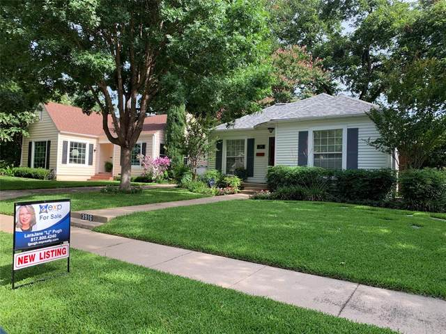 3916 Pershing Avenue, Fort Worth, TX 76107 (MLS #14380391) :: Team Hodnett