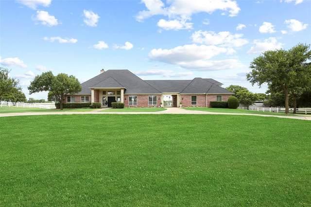 5229 Hidden Valley Court, Mansfield, TX 76063 (MLS #14380392) :: The Hornburg Real Estate Group