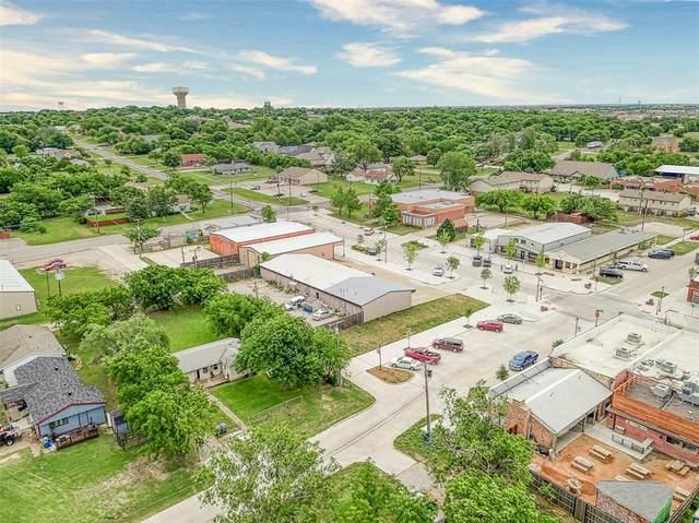 106 N Main Street, Prosper, TX 75078 (MLS #14380404) :: The Kimberly Davis Group