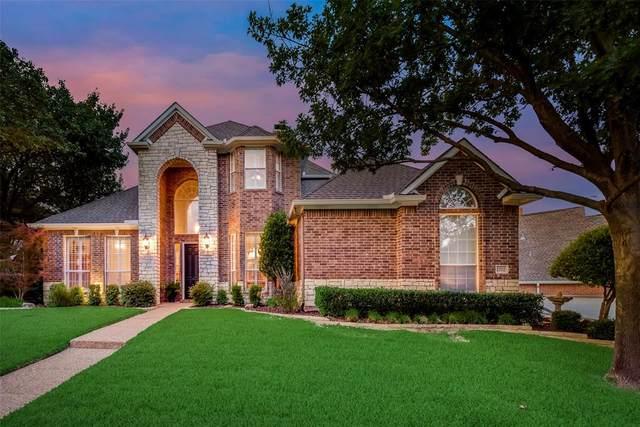1202 Hills Creek Drive, Mckinney, TX 75072 (MLS #14380406) :: The Kimberly Davis Group