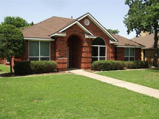 1207 Cloudy Sky Lane, Lewisville, TX 75067 (MLS #14380416) :: The Rhodes Team